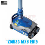 Zodiac MX6 Elite In Ground Suction Side Automatic Swimming Pool Cleaner