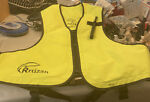 Rrtizan Inflatable Snorkel Vest Portable Life Jacket for Swimming Safety