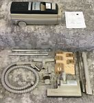 L@@K Aerus Electrolux LE canister vacuum BEST MODEL complete w ALL THE EXTRAS