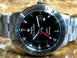 Zodiac Super Sea Wolf GMT Automatic 40mm Box Papers Z09405