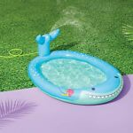 Spray Pool Inflatable for Kid Floaties Swimming Play Dive Heavy Duty Sturdy New