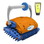 Aqua Products Aquafirst Turbo Robotic In Ground Pool Cleaner with Remote Used