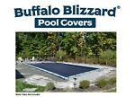 Buffalo Blizzard DELUXE Rectangle Swimming Pool Winter Covers - Choose Size