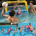 Summer Inflatable Pool Sports Float Set Water Toys Swimming Games For Kids