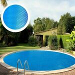 Pool Cover Swimming Round Pool Solar Waterproof Dust Protector With Rope HOME