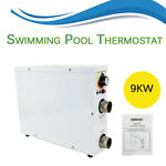 9KW 380V Electric Pool Heater for In Ground Pools Swimming Pool Electric Heater