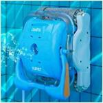 Portable Swimming Pool Robotic Automatic Vacuum Cleaner with 18m Swivel Cable US