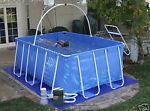 iPool® 1 exercise swimming pool With Heater And Filter