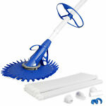 Pro Automatic Swimming Pool Vacuum Cleaner Powerful Water Suction Removes Debris