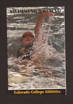 Colorado College Tigers 2011 12 Swimming amp; Diving Pocket Schedule