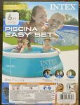 Intex 6 ft x 20 In Easy Set Inflatable Swimming Pool -28101EH (54402E) BRAND NEW