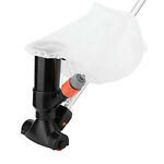 Portable Swimming Pool Pond Cleaner Hot Tub Cleaning Tool Brush Vacuum Hose Sets