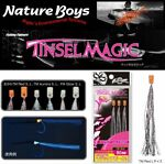 Nature Boys Fishing Fighters Assist Attractor Tinsel Magic
