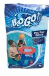 H20GO! Swimming Pool Inflatable Play Game Center (Basketball + Rings) Water Toy