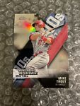 2020 Topps Chrome Mike Trout Wins Above Replacement Die Cut Angels #1