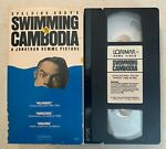 VHS: Swimming to Cambodia: Spalding Gray Jonathan Demme