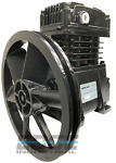NEW SCHULZ SINGLE STAGE CAST IRON AIR COMPRESSOR PUMP 2 3 OR 5 HP + FREE FILTER