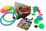 Water Gear Family Fun Pack Pool Party Swimming Dive Games Learn to Swim Disc NEW