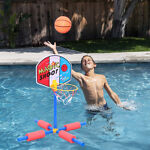 1 Set Water Basketball Swimming Pool Play Game Toy Sports Exercise Toys Outdoor