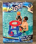 Bestway H2o Go Swimming Pool Inflatable Play Center Basketball & Rings Game
