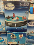 BRAND NEW BESTWAY FAST SET ABOVE GROUND POOL 13' x 33