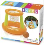 Intex Floating Hoops Swimming Pool Toy Game Family Kids Fun Yard Play NEW