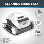 Dolphin E10 Series Robotic Swimming Pool Cleaner