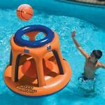 Swimming Pool Basketball Hoop Inflatable Game Floating Water Toys Swim Fun Play