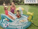 💦💦INTEX Kids Slide Pool 10ft 7