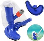 New Portable Small Swimming Pool Hot Spring Pool Fountain Vacuum Cleaner Tool