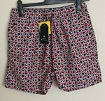 The Original Ben Sherman Size Small Swimming Water Shorts Trunks Free Postage