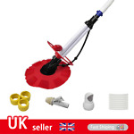 Automatic Swimming Pool Cleaner Bottom Cleaning Machine Sweep Vacuum New