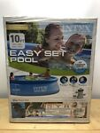 Intex 10 X 30 Easy Set Above Ground Swimming Pool With Filter And Pump