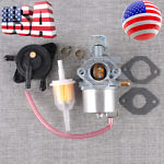 Carburetor Fuel Pump Filter for Club Car DS Precedent 98 UP FE350 Golf Cart Carb