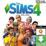 The Sims 4 PC Origin Key GLOBAL FAST DELIVERY Simulation Casual FUN GAME
