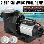 Hayward 2.5HP In Above Ground Swimming Pool Sand Filter Pump Motor Strainer US