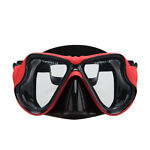 Dive Mask Swimming Underwater Diving Swimming Goggles For Glass Anti Fog Adult