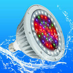 40W LED Swimming Pool Light Bulb Replace for Pentair and Hayward RGBWhite IP65