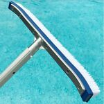 Above Ground Swimming Pool Brush Head Cleaning Accessories Supplies Plastic US