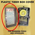 SWIMMING POOL TIMERDOORCOVER REPLACEMENT Intermatic T104p3 T104 COVER ONLY