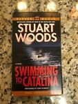 Swimming to Catalina by Stuart Woods Audio Book
