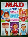 Mad Magazine Super Special Spring 1990 Greg Theakson SPORTS CHEAP cover art
