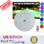 LED Swimming Pool Light Bulb Remote 7 Color Change for Hayward Fixture Lamp USA