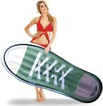 JETSUP 72in Sneaker Pool Float Inflatable Summer Fun Swimming