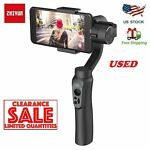 USED Zhiyun Smooth Q Handheld Gimbal Stalilizer for Smartphone iPhone Android