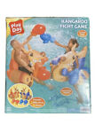 Play Day Kangaroo Chicken Fight Swimming Pool Game 2 Set Floats & Boxing Gloves