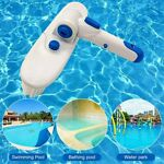 Swimming Pool Suction Vacuum Head Brush Cleaner Above Ground Cleaning Tool ksjer