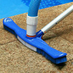 Swimming Pool Suction Vacuum Head Brush Cleaner Above Ground Cleaning Tool