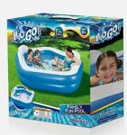 Bestway H2O Go Family Fun Pool 7ft Wide 7 Ft X 6ft X 27in inflatable