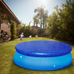 Round Above Ground Swimming Winter Pool Cover Family Pool Protector US